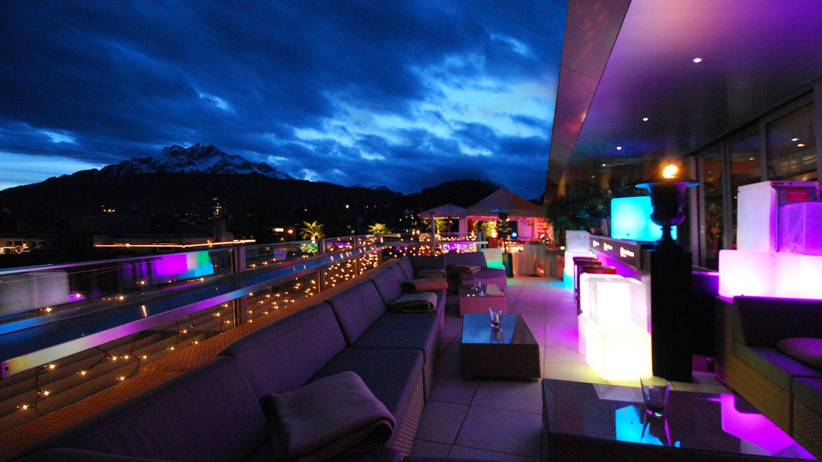 Restaurant Terrasse Geneve
